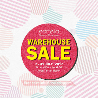 Sorella Warehouse Sale 2017