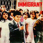 Belly - IMMIGRANT Cover