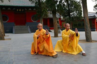 رياضة الكونغ فو الرياضة القتالية الأولى في الصين