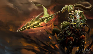 Chinese Commando Xin Zhao