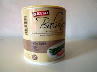 Gefro Balance Helle Sosse Edel & Gut