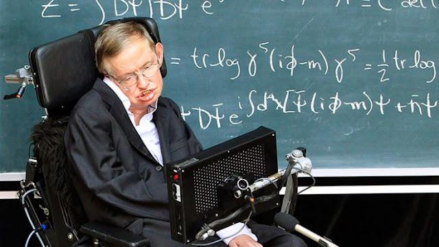 Hawking teme por la destrucción de la especie humana, si lo dice él es cosa seria!