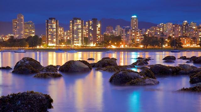 Quanto tempo ficar em cada cidade canadense - Vancouver