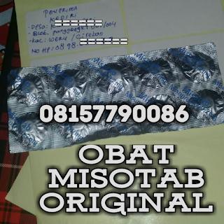 Obat Misotab 0.2MG Misoprostol