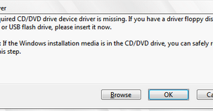 how to fix please insert a disk into usb drive