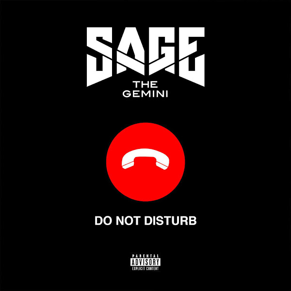 Sage the Gemini - Do Not Disturb - Single Cover
