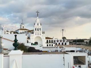 Rocío la ciudad flamenca