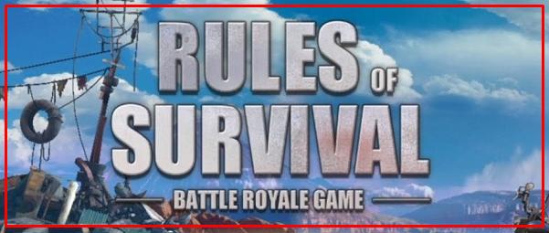 Download Game Rules Of Survival (ROS) untuk iOS & iPhone