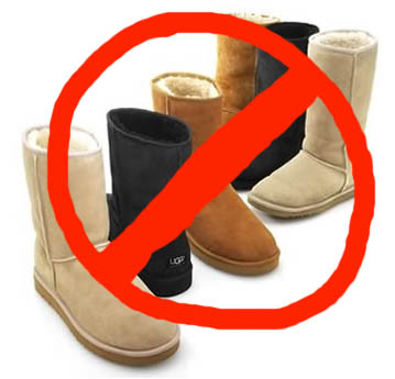 8a1d7e32c71 I Swear On CHANEL: UGG'S STAND FOR