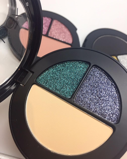 Smashbox Photo Edit Shadow Glitter Trio