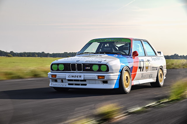 P90237150 highRes 30 χρόνια με BMW M3 – η ιστορία ενός εμβληματικού μοντέλου (Photos)