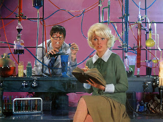 Jerry Lewis Stella Stevens The Nutty Professor