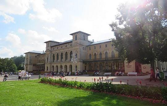 Stary Dom Zdrojowy.