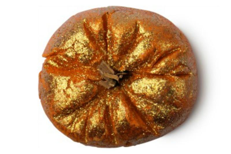 Sparkly Pumpkin Schaumbad von Lush