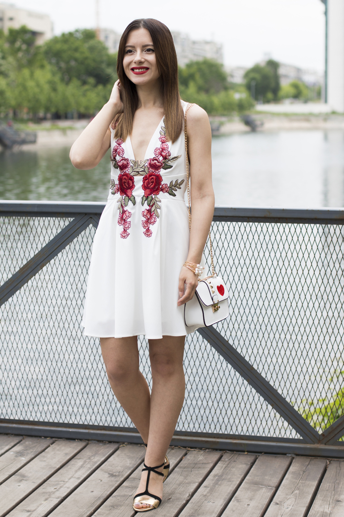 vision on fashion summer outfit