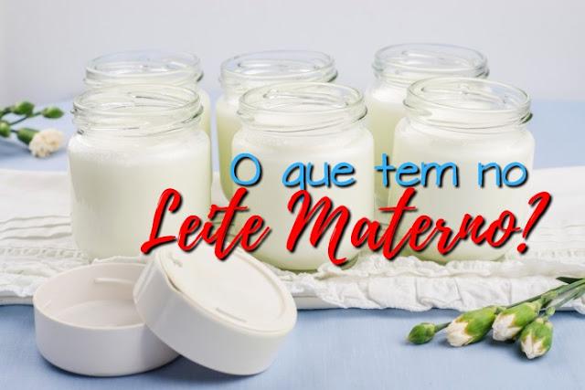 POTINHOS DE LEITE MATERNO