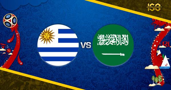 Prediksi Uruguay vs Arab Saudi 20 Juni 2018