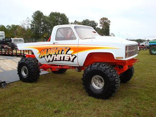 Chevy Mud Racer Truck for Sale