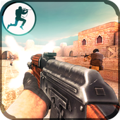 Game Counter Terrorist-SWAT Strike v1.1 Mod Apk + Data Unlimited Money Android Gratis