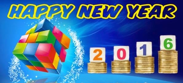 Happy New Year 2016 Inspirational Messages Wallpapers