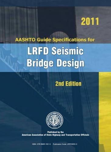 AASHTO Guide Specifications for LRFD Seismic Bridge Design ...