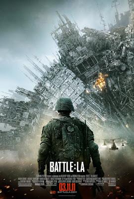 Battle Los Angeles Poster