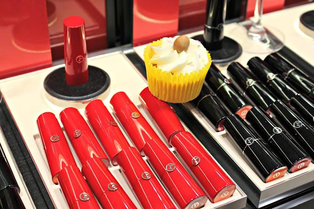 Armani Lipsticks
