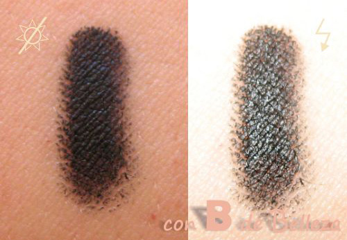Review Eye shadow + liner