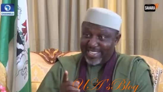 Imo PDP Members Are In Hurry To Resume Looting – Okorocha