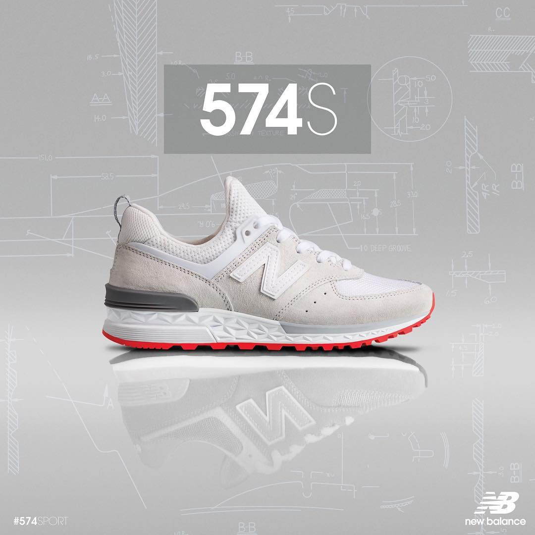 New Balance 574 Sport | Analykix