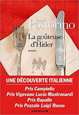 La goûteuse d'Hitler - Rosella Postorino