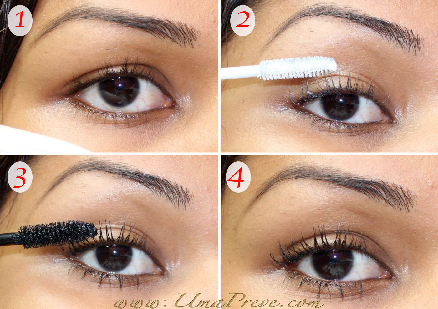 UmaMakeupHDTV: Loreal Double Extension mascara for natural