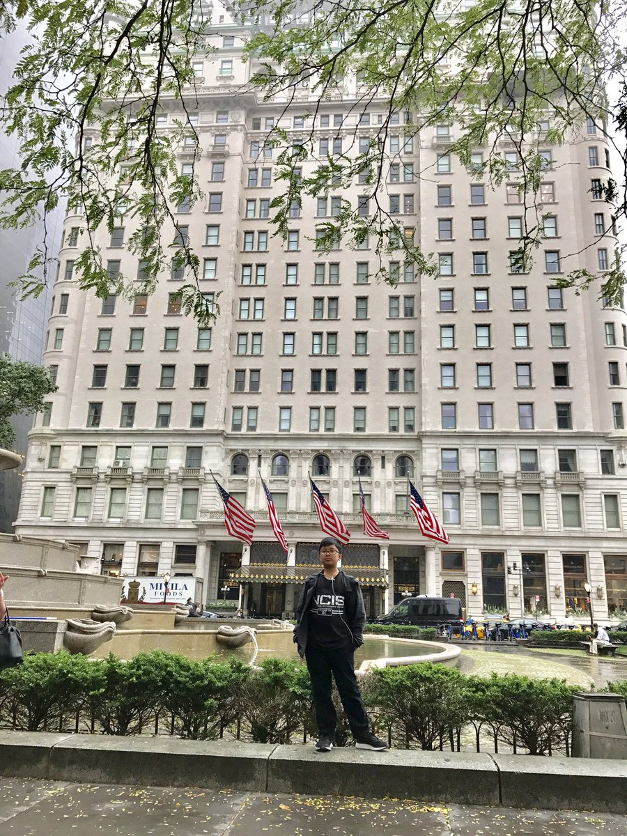The Plaza Hotel of New York