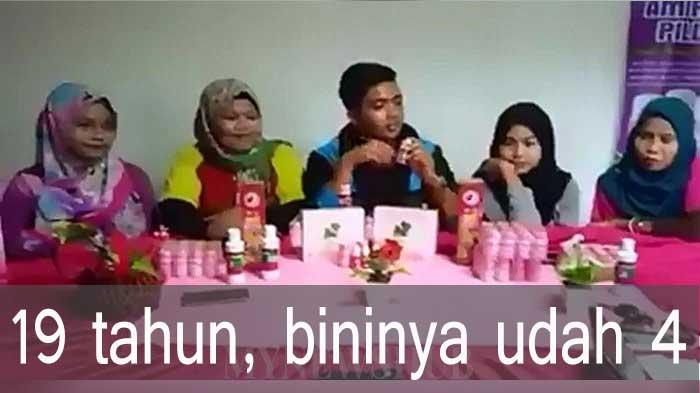 19 Tahun Bininya Udah 4, yang Boneng, Gan?
