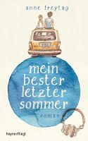 Leseprobe Krankheit erste Liebe Roadtrip Bestseller Buchtipp