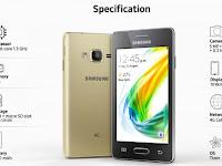 Review Harga Samsung Galaxy Z2 4G Terbaru 2017