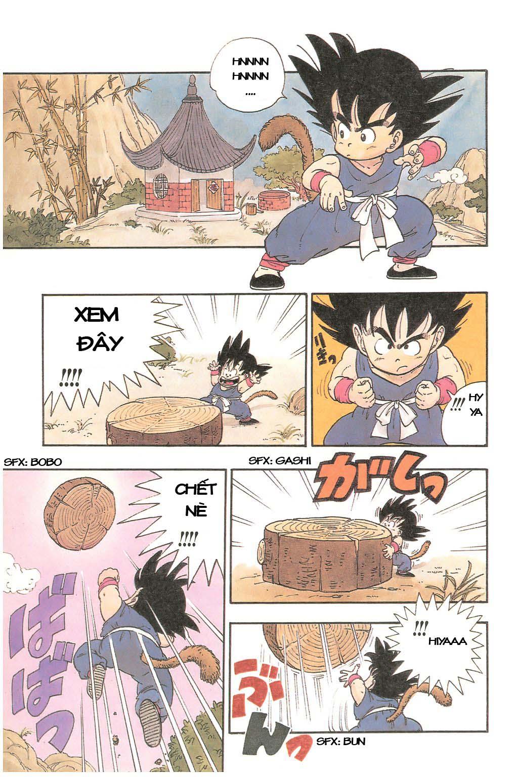 Dragon Ball chap 1 trang 12