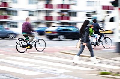 Agenda Positiva Junho | Respeito ao pedestre e ao ciclista