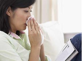 cara mengobati flu dan hidung tersumbat yang benar