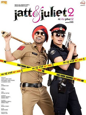 Jatt & Juliet 2 (2013) DVDScr XviD 1CDRip Watch Full Movie Online