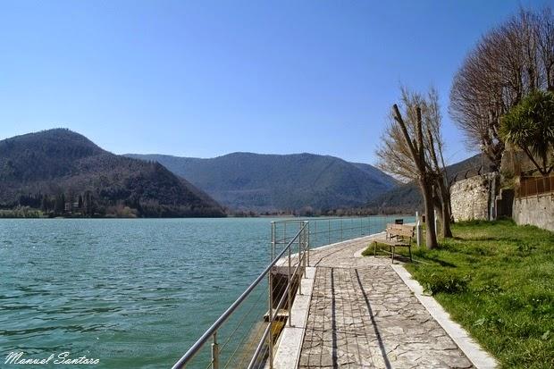 Piediluco, Lago di Piediluco