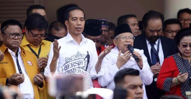 Jokowi Pilih Kiai Ma'ruf, Pengusaha Sambut Positif