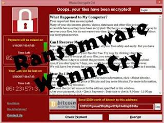 Cara Mencegah Serangan Virus Ransomware WannaCry