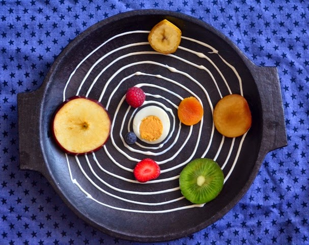 Edible Solar System Fruit - Pics about space