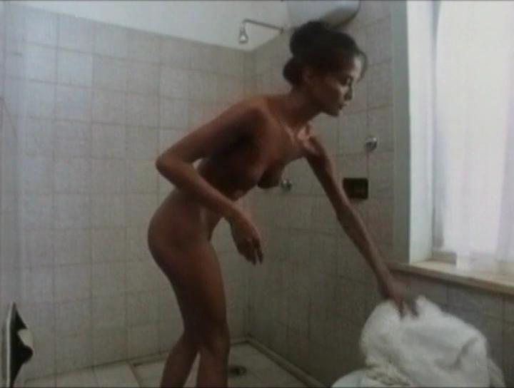Edwige fenech shower scene from io e caterina 3