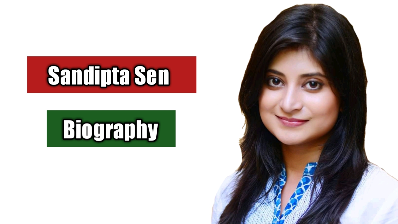 Sandipta Sen Biography ,Phone Number, Age,Serial - Bengali