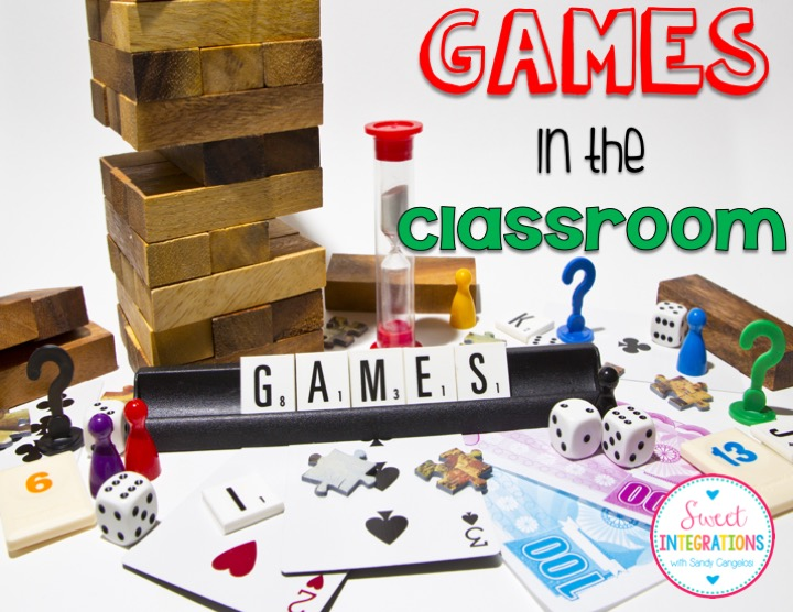 Educational Games in the Classroom