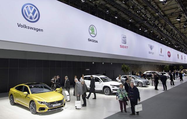 VW: investimento multibilionário em powertrain eficientes