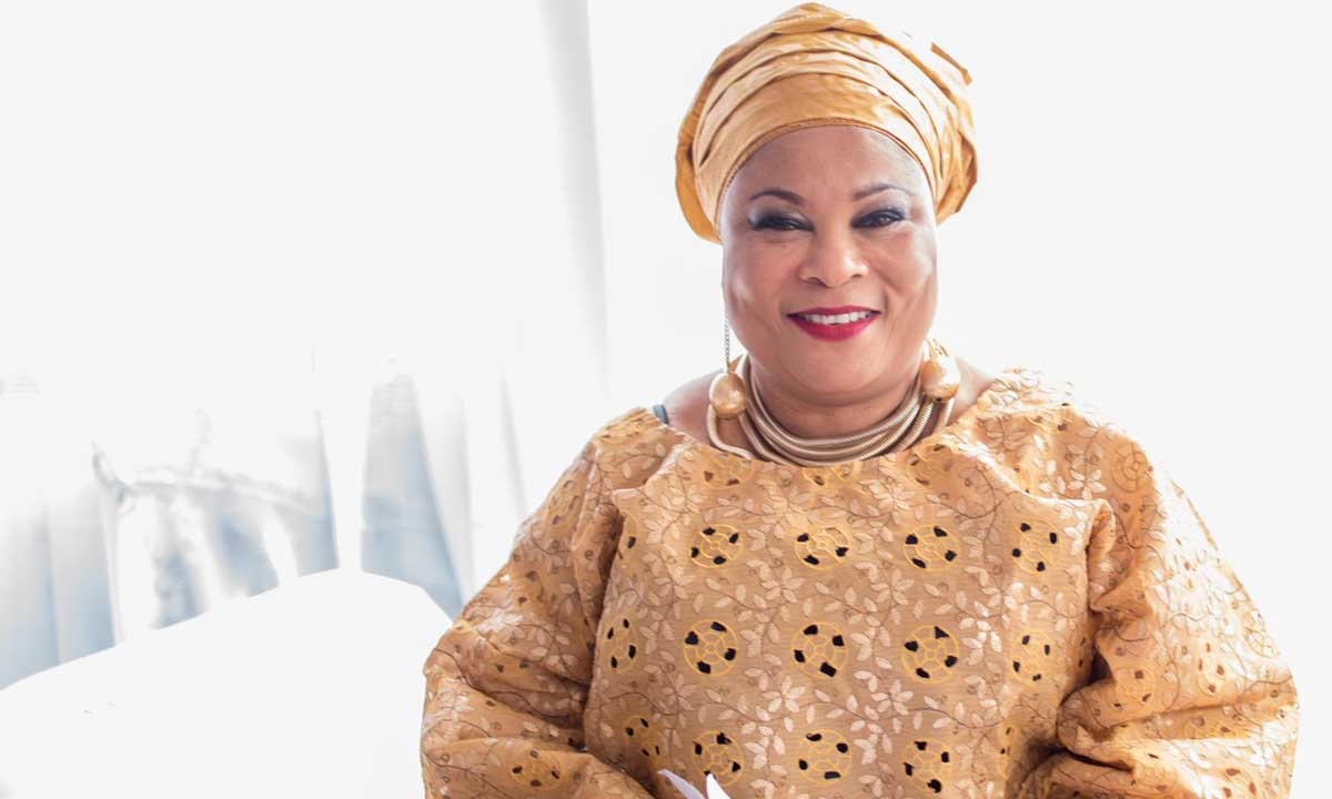 Today is the birthday of Nollywood actress, Toyin Aimakhu, and she has been getting lots of birthday wishes from friends and families to include her fans. Sola Sobowale