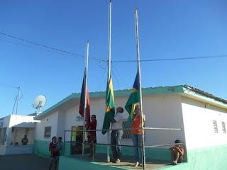 Alvorada é realizada na cidade de Sossego; município completou 22 anos de Emancipação Política